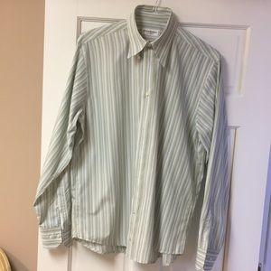 Yves Saint Laurent men's shirt size 42 16 1/2